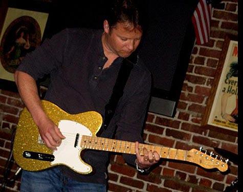 Matt Rae Guitarist